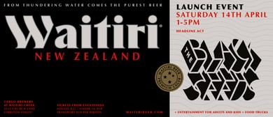Waitiri Launch - Featuring The Black Seeds