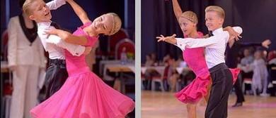 Junior Dancesport Class