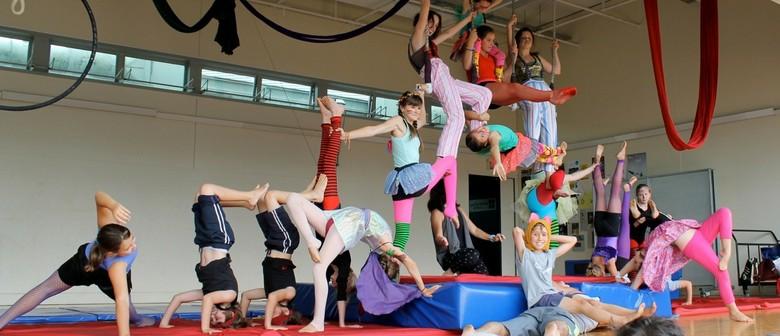 April Holiday Programmes: Circus Arts 8-13 Years