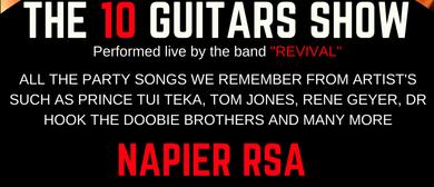 The 10 Guitars Show
