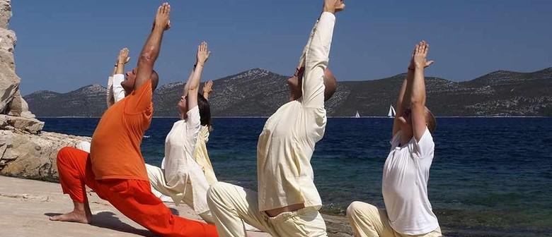 Yoga for Advanced Level 2 - 4