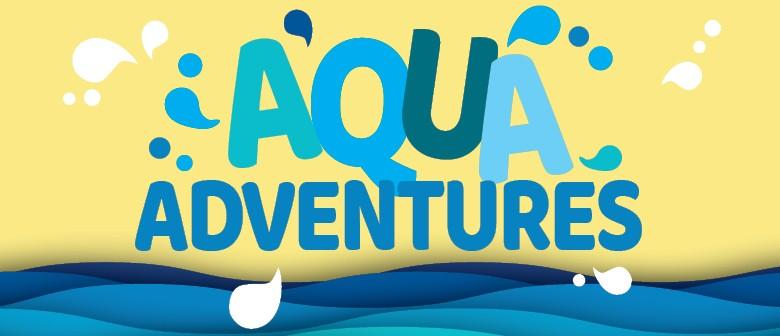 Aqua Adventures - Perfect little Planet
