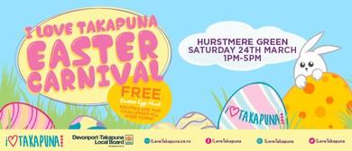I Love Takapuna Easter Carnival