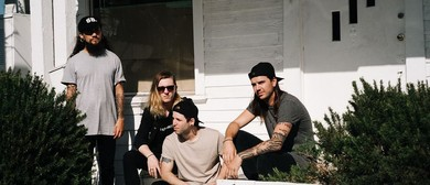 Secrets Aus & NZ Tour with Awaken I Am