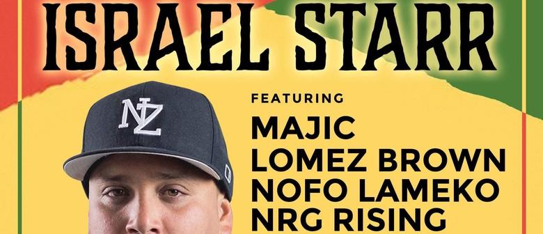 Israel Starr ft. Majic, Lomez Brown, Nofo & NRG Rising