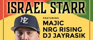 Israel Starr ft. Majic, NRG Rising & DJ Jayrasik