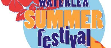 Waterlea Summer Festival 2018