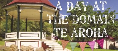A Day At the Domain Te Aroha