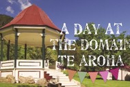 Image for event: A Day At the Domain Te Aroha