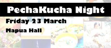 PechaKucha Night!
