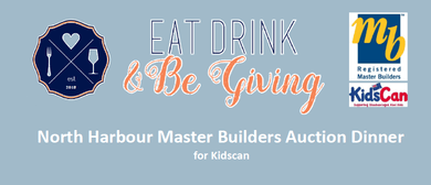 North Harbour Master Builders Auction Dinner for Kidscan