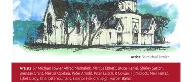 Old St Paul's Art Exhibition