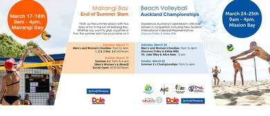 ACVC Summer Series: 6s Beach Volleyball