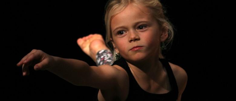 Dance Create Perform Whakatane Dance Competition