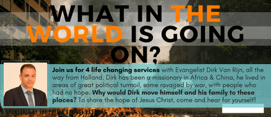 Revival With Evangelist Dirk Van Rijn