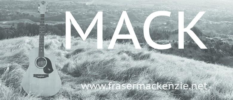Fraser Mack At the Red Gates