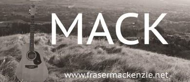 Puketapu Sunday Sessions With Fraser Mack