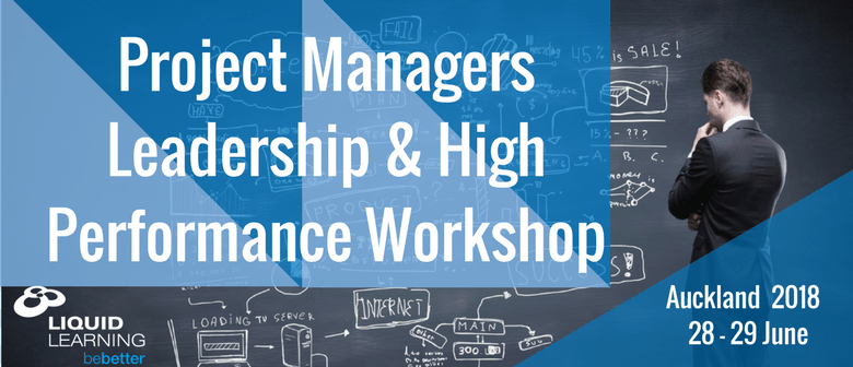 Project Managers Leadership & High Performance Workshop