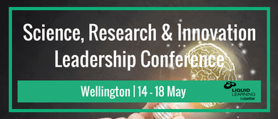 Science, Research & Innovation Leadership Conference