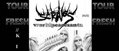 Scraps & Worldpeacesanta (Brisbane) with Kimmy