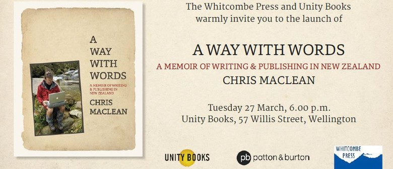 Launch - A  Way with Words by Chris Maclean