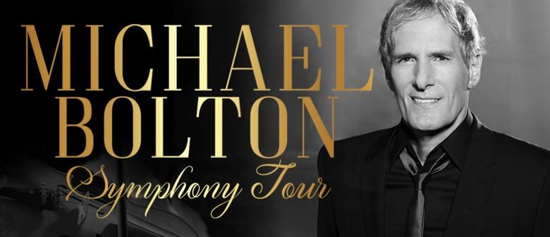 Michael Bolton Symphony Tour