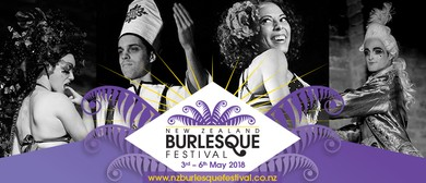 NZ Burlesque Festival - Golden Garter Awards