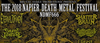 The 2018 Napier Death Metal Festival Ndmf666