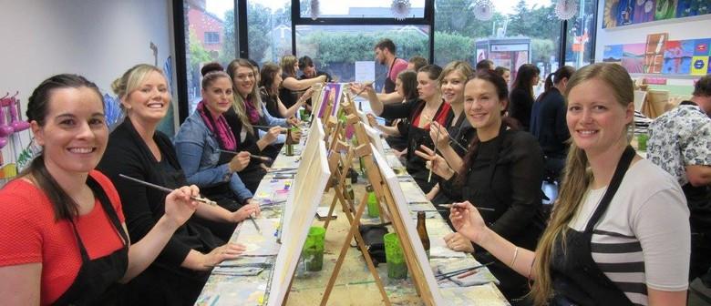 Paint 'n' Sip - Social Painting