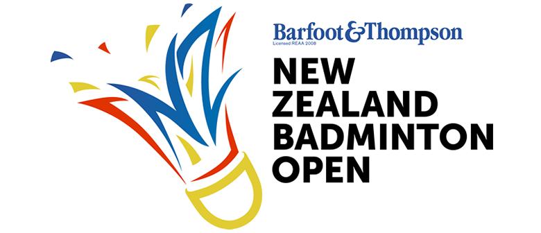 BARFOOT & THOMPSON New Zealand Badminton Open 2018