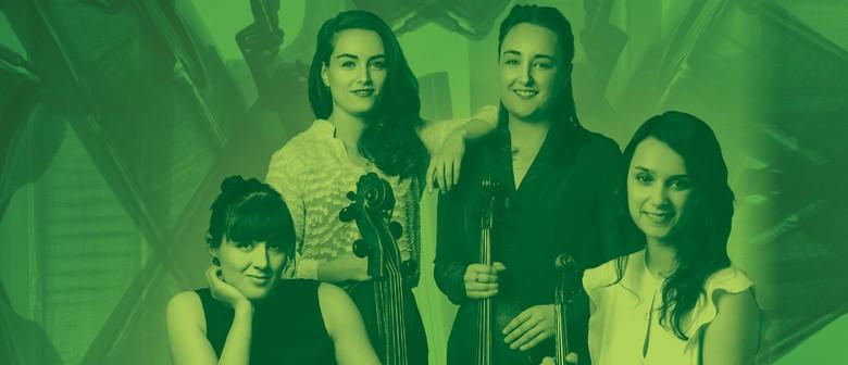 CMNZ Presents: Behn Quartet
