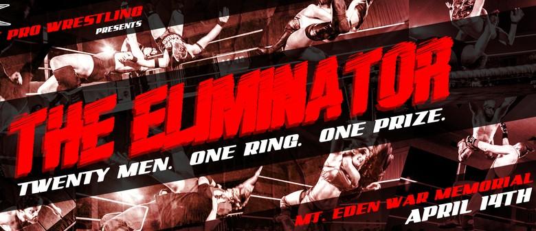 Impact Pro Wrestling: The Eliminator 2018