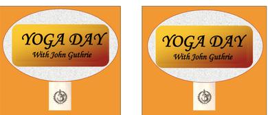 Yoga Workshop With John Guthrie