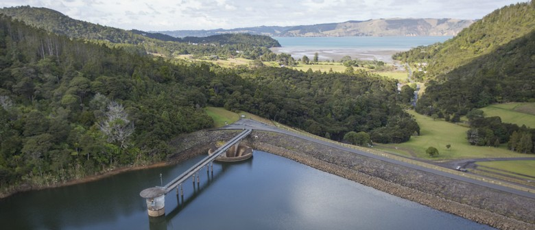 Guided tours at Lower Huia Dam