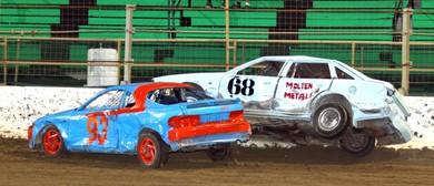 Peter Barry Derby Teams & Easter Spectacular Plus Sprintcars