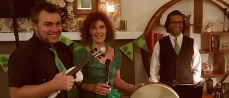 Maria O'Flaherty & The Shamrocks for St Patrick's Day
