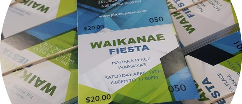 Waikanae Fiesta 2018