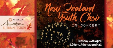 NZ Youth Choir Concert
