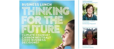 Thinking for The Future - Business Lunch