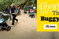 Image for event: Tinytown Buggy Walk - Evans Bay - Sculpture Walk