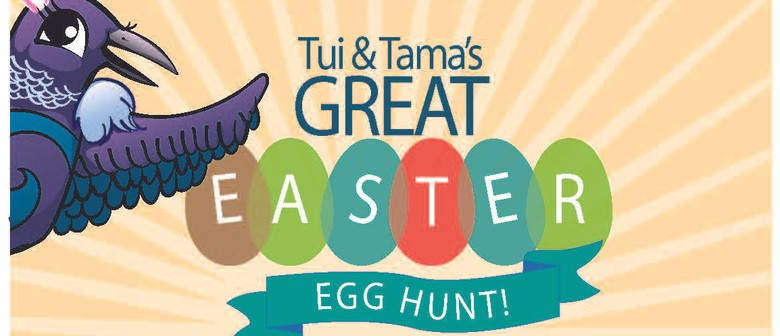 Tui & Tama's 3rd Annual Easter Egg Hunt