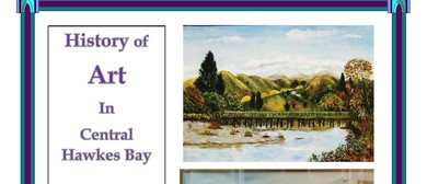 History of Art In Central Hawke's Bay