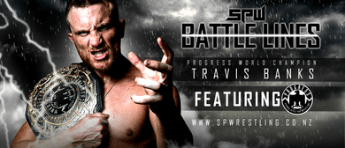 SPW Battle Lines ft Progress Wrestling - Live Pro Wrestling