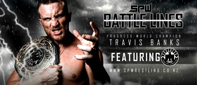 SPW Battle Lines ft Progress Wrestling - Live Pro Wrestling