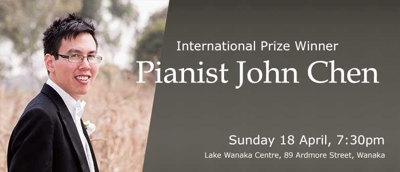 John Chen: Internationally Acclaimed Pianist