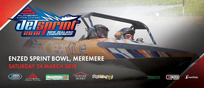 Round 5 Altherm New Zealand Jetsprint Championship