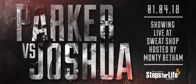 Joseph Parker Vs Anthony Joshua