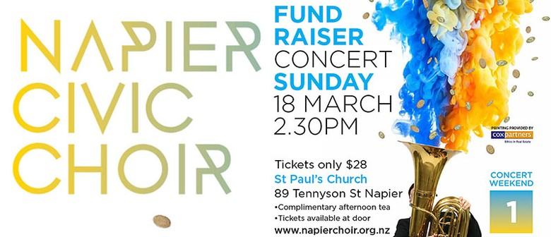 Napier Civic Choir Fundraiser Concert
