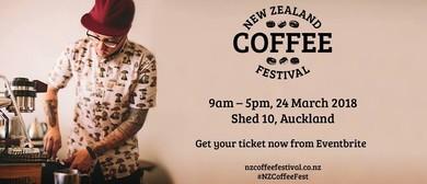 New Zealand Coffee Festival