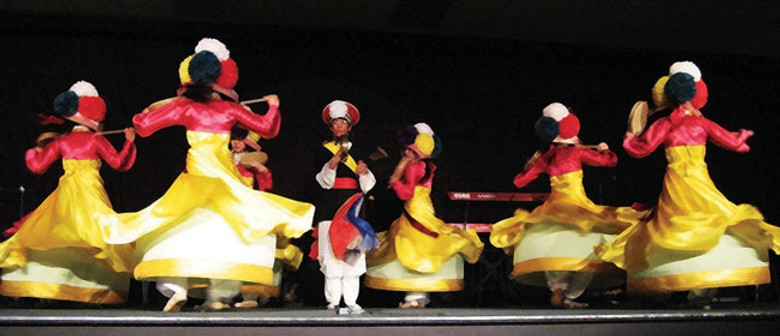 Korean Traditional Music and Dance Concert